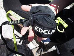 Klettersteigset Ultralight : Edelrid u klettersteigsets überarbeitet